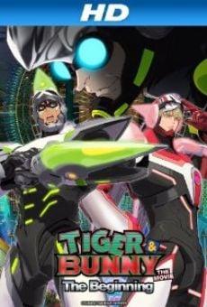 Watch Gekijouban Tiger & Bunny: The Beginning online stream