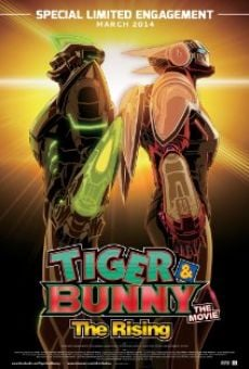Gekijouban Tiger & Bunny: The Rising online