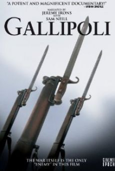 Gallipoli (La Bataille des Dardanelles) en ligne gratuit