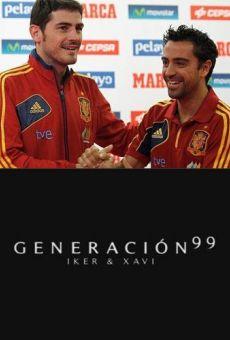Generación 99: Iker & Xavi online