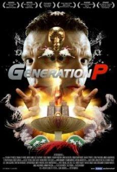 Generation P en ligne gratuit