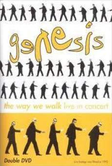 Película: Genesis: The Way We Walk - Live in Concert