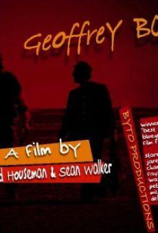 Geoffrey Bagel online free