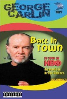 George Carlin: Back in Town en ligne gratuit