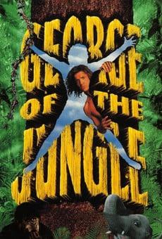 Ver película George de la jungla