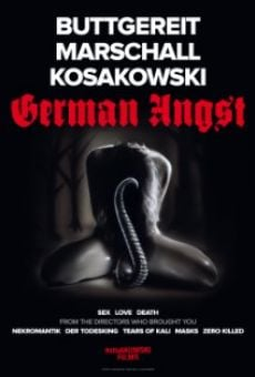 German Angst on-line gratuito