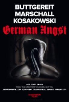 German Angst en ligne gratuit