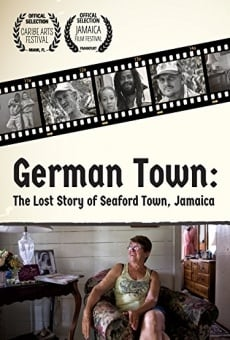 German Town: The Lost Story of Seaford Town Jamaica en ligne gratuit