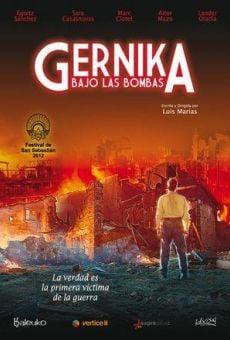 Gernika bajo las bombas gratis