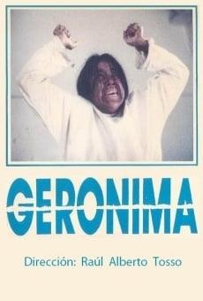 Ver película Gerónima