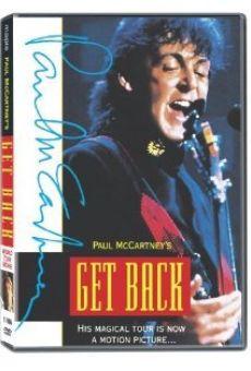 Get Back de Paul McCartney online
