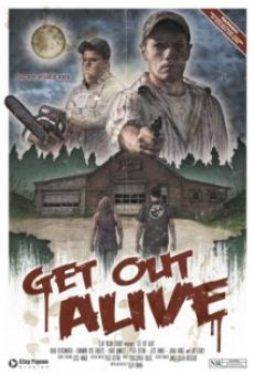 Watch Get Out Alive online stream