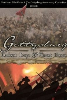 Gettysburg: Darkest Days & Finest Hours on-line gratuito