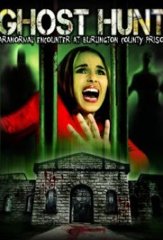 Ver película Ghost Hunt: Paranormal Encounter at Burlington County Prison