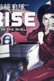 Ver película Ghost in the Shell Arise: Border 1 - Ghost Pain