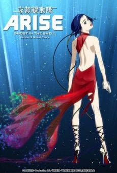 Película: Ghost in the Shell Arise -border:3 Ghost Tears