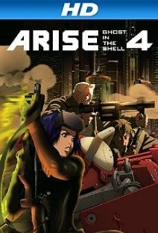 Ghost in the Shell Arise: Border 4 - Ghost Stands Alone online