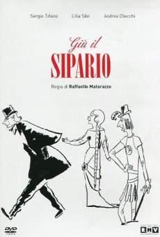 Ver película Giù il sipario