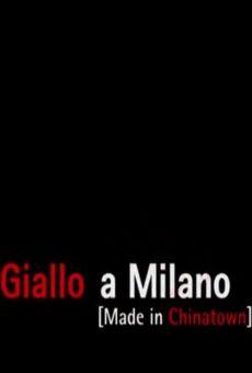 Giallo a Milano