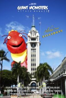Giant Monsters Attack Hawaii!