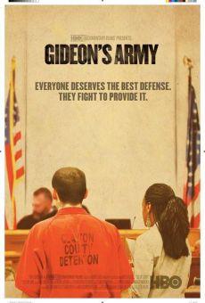 Ver película Gideon's Army