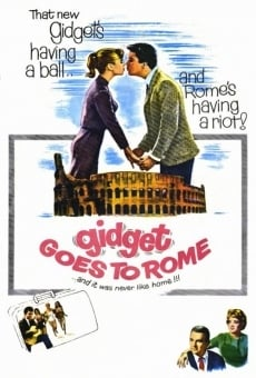Gidget Goes to Rome on-line gratuito