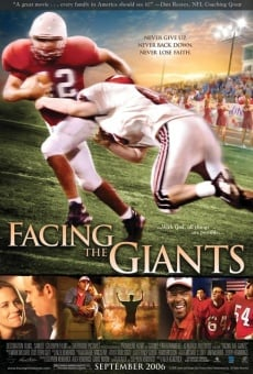 Facing the Giants on-line gratuito