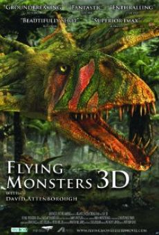 Watch Flying Monsters 3D with David Attenborough online stream