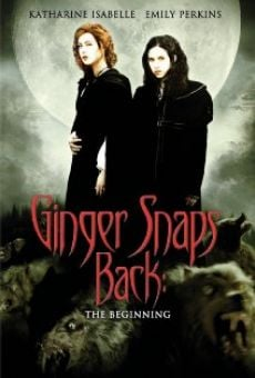 Ver película Ginger Snaps Back 3: The Beginning