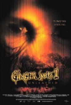 Película: Ginger Snaps II - Los malditos