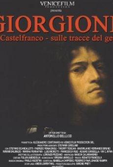 Ver película Giorgione da Castelfranco, sulle tracce del genio