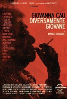 Giovanna Cau - Diversamente giovane on-line gratuito