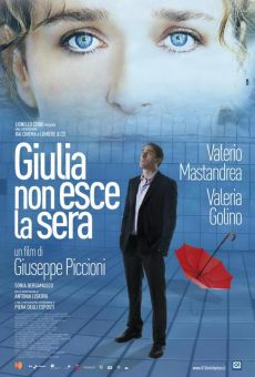 Giulia no sale de noche on-line gratuito