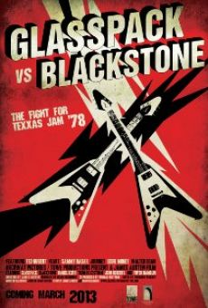 Película: Glasspack vs Blackstone