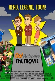 Go!Animate: The Movie online