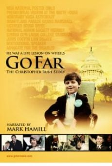 Película: Go Far: The Christopher Rush Story