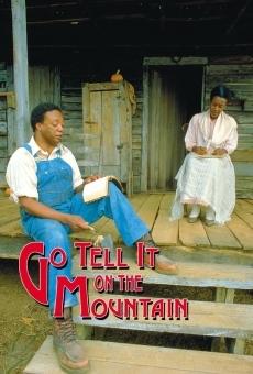 Ver película Go Tell It On The Mountain