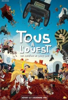 Tous à l'Ouest: Une aventure de Lucky Luke (Go West: A Lucky Luke Adventure) on-line gratuito