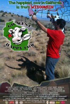 Go West Happy Cow en ligne gratuit