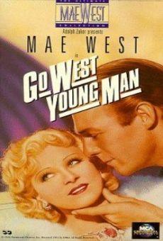 Ver película Go West Young Man