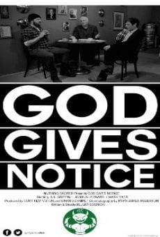 God Gives Notice