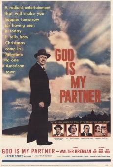 Ver película Dios es mi socio