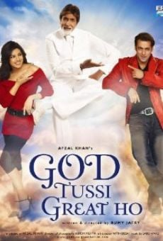 Película: God Tussi Great Ho