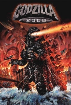 Ver película Godzilla 2000