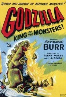 Godzilla, ¡Está Vivo! online