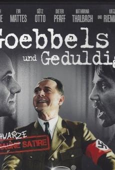 Goebbels y Geduldig