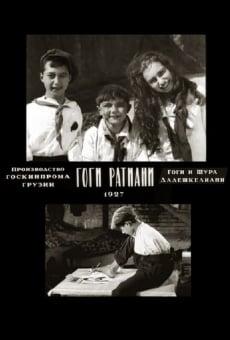 Ver película Gogi Ratiani