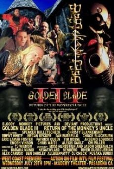 Golden Blade III: Return of the Monkey's Uncle on-line gratuito