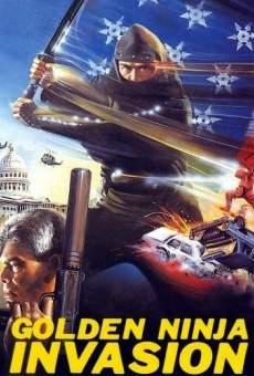 Ver película Golden Ninja Invasion