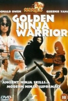 Película: Golden Ninja Warrior
